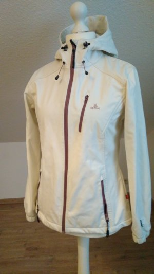 OCK Outdoor Casual Khaki Softshell Jacket white-lilac