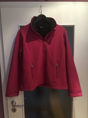 Softshelljacke Pink Größe L 44/46