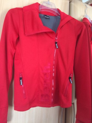 Bench Jacket red