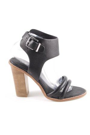 Sol Sana High Heel Sandaletten schwarz Casual-Look