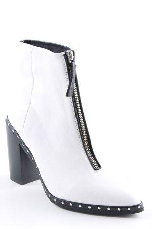 Sol Sana Korte laarzen wit stedelijke stijl