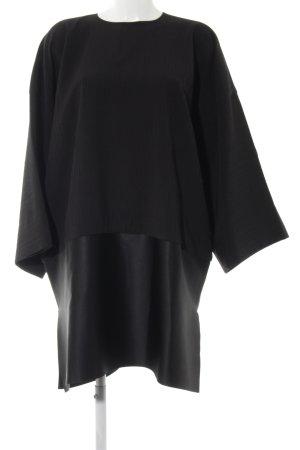 Solace London Etuikleid schwarz minimalistischer Stil