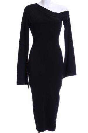 Solace London Beach Dress black elegant