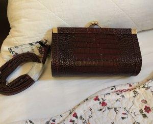Sold Out ! Clutch in Leder Erdem x H&M