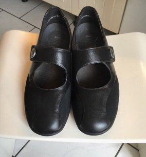 Solidus Ballerinas Klett Hallux Schuhe