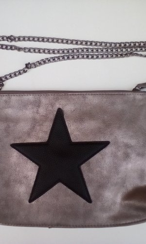 Sir Oliver Crossbody bag silver-colored