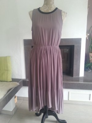sOliver Premium Kleid asymetrisch nudefarben Gr.38 neuwertig!