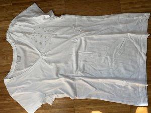 s.Oliver V-Neck Shirt white