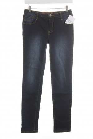 some one loves you Slim Jeans blau Casual-Look