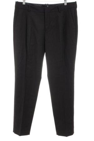 someday Pantalone da abito nero stile professionale