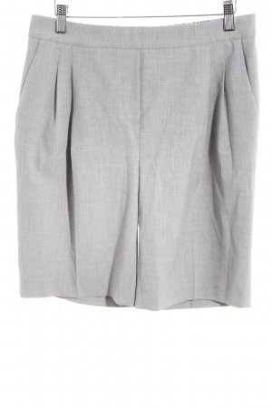 someday Bermuda-Shorts hellgrau Business-Look