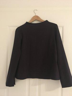 someday Slip-over blouse roodbruin-groen-grijs