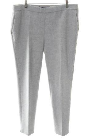 someday Pantalon à pinces gris clair style d'affaires