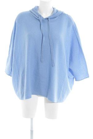 someday Sudadera de cachemir azul aciano look casual
