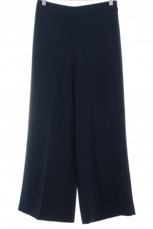 someday Pantalone culotte blu scuro stile professionale