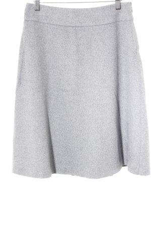 someday Falda acampanada gris claro moteado elegante