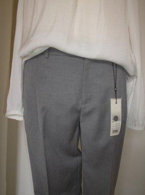 someday Hose Zigarettenform mit Bundfalte fountain grey Gr. 36 neu mit Etikett