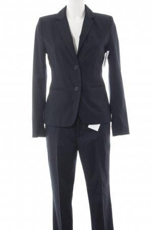 someday Tailleur-pantalon bleu foncé style d'affaires