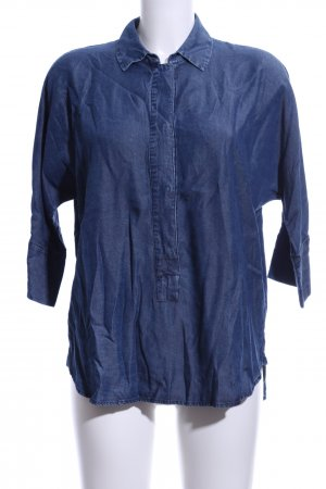 someday Denim Blouse blue casual look