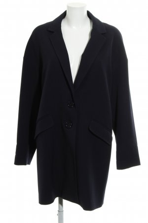 someday Long-Blazer dunkelblau Business-Look
