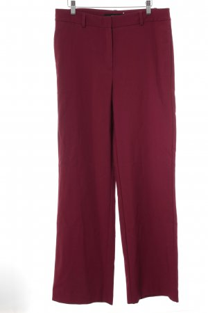 someday Marlene Trousers bordeaux business style
