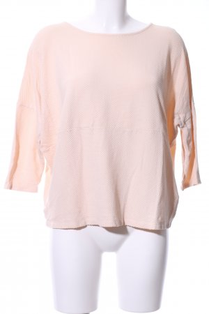 someday Oversized Blouse nude casual look