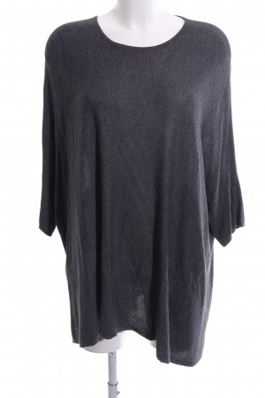 someday Oversized Pullover blau meliert Casual-Look