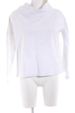 someday Oversized Pullover weiß schlichter Stil