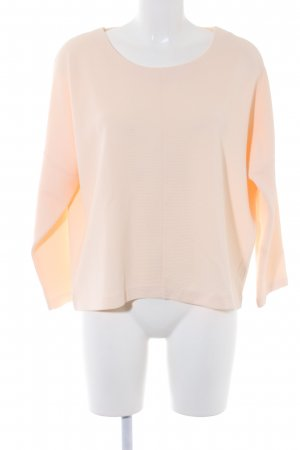 someday Oversized Shirt apricot Ringelmuster Casual-Look