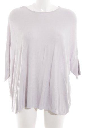 someday Oversized Shirt pale blue minimalist style