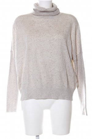 someday Rollkragenpullover wollweiß Casual-Look