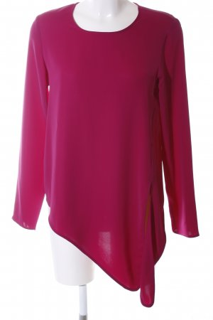 someday Schlupf-Bluse pink Casual-Look