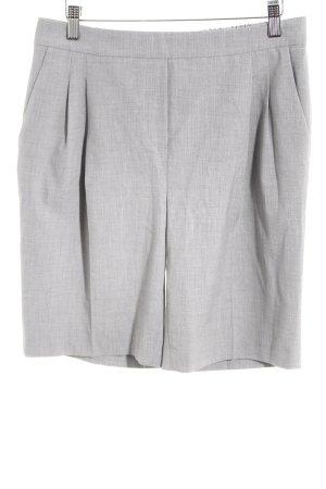 someday Shorts hellgrau Business-Look