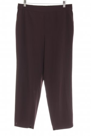someday Stoffhose bordeauxrot Casual-Look
