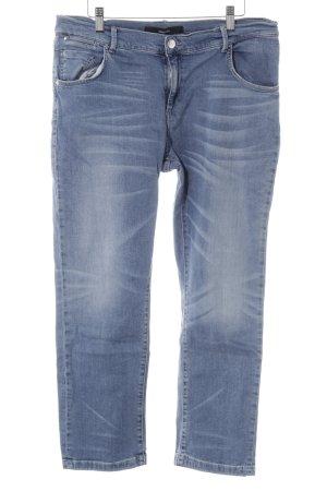 "someday Straight-Leg Jeans ""Chrissi"" hellblau"