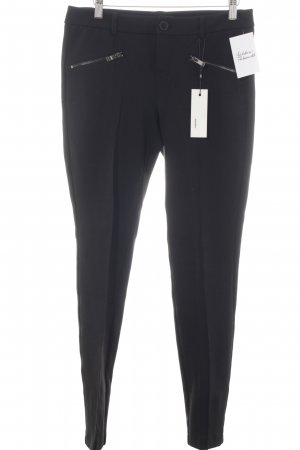 someday Stretchhose schwarz Business-Look