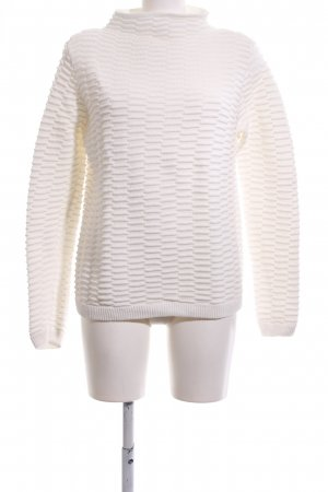 someday Strickpullover wollweiß Casual-Look