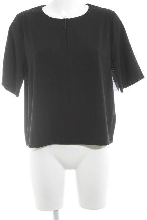 someday T-Shirt schwarz Business-Look