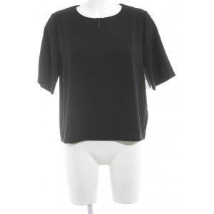someday T-Shirt schwarz klassischer Stil