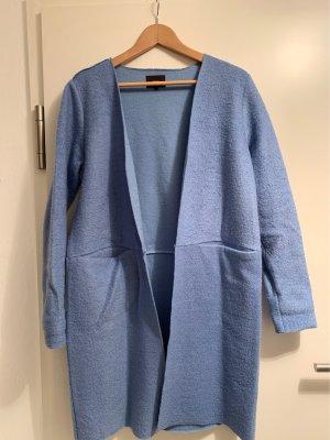someday Chaqueta de lana azul celeste
