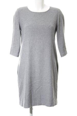 someday Wollen jurk grijs zakelijke stijl
