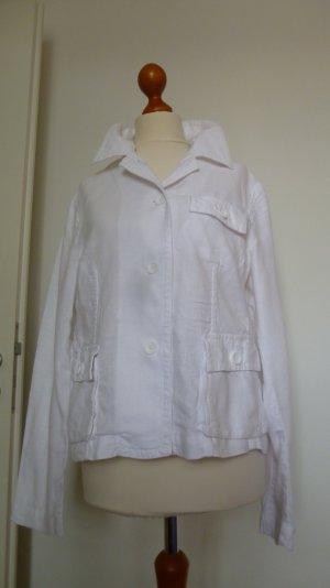 Sommer - Anzug aus Leinen