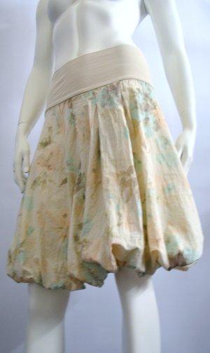 Falda multicolor Algodón