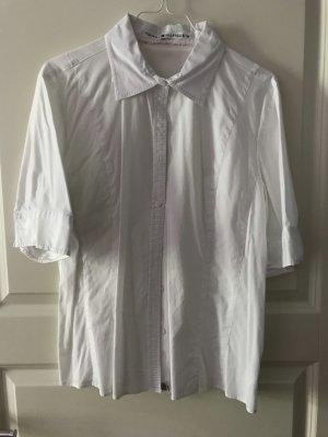 Tommy Hilfiger Blusa de manga corta blanco