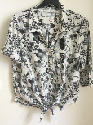 Orsay Camicia blusa nero-bianco