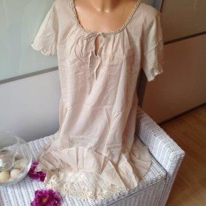 Sommer Bluse Kleid in große XL