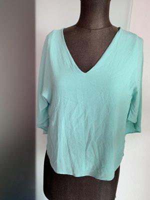 Zara Kimono blouse turkoois