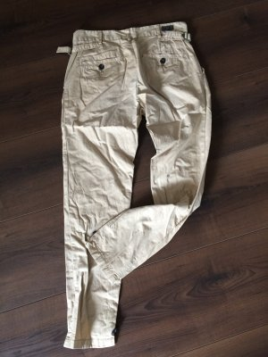 Diesel Boyfriend Trousers cream
