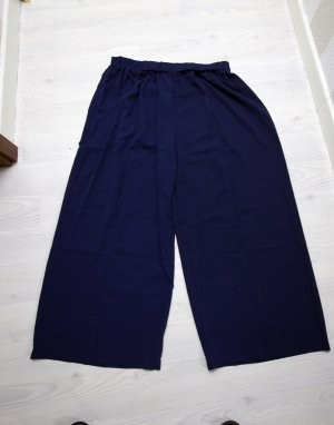 3/4 Length Trousers dark blue