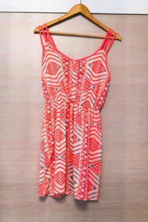 Sommer Festival NEON Kleid